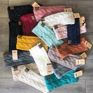 Accessories - Soft Sherpa lined winter headband